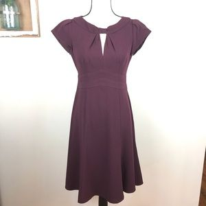 Nanette Lepore Purple Party Dress